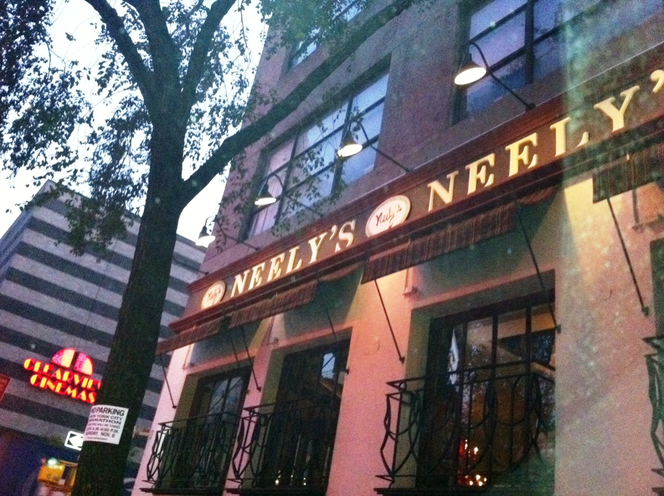 NORTH MEETS SOUTH WHEN NYC WELCOMED THE NEELY'S!
