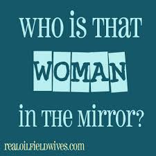 Who Is That Woman In The Mirror