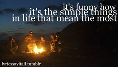 The Magic of a Campfire