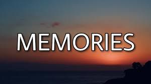 Memories…